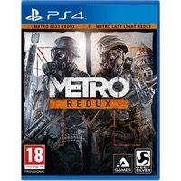 Metro Redux - PS4/XBONE £12.99 delivered @ Rakuten (GameSeek) Using a code
