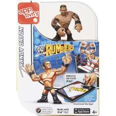 Apptivity WWE Rumblers 96p (was £2.99) click & collect at Toys R Us