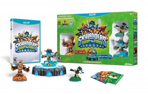 Skylanders: Swap Force - Starter Pack - Nintendo Wii U - £15.00 @ GAME