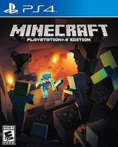 Minecraft PS4 £8.94  / XBOX ONE £12.89 - Rakuten.co.uk using XMAS5 code [Other games also listed]