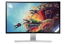 "27"" Curved Full HD LED Monitor S27D590CS now £280 (was £450) + £10 off for New Accounts + Free 1 Day Delivery @ Samsung.com"