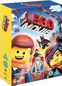 The LEGO Movie (Includes LEGO Minifigure Vitruvius) DVD £5.00 / Blu-Ray £7.99 (Using Code) @ Rakuten/The Entertainment Store