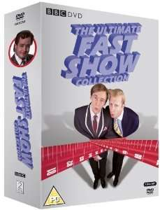 The Fast Show - The Ultimate Collection [DVDs] £8.99 on Zavvi