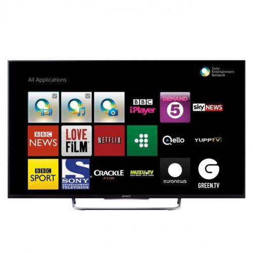Sony KDL50W829BBU £739 Apollodirect.co.uk