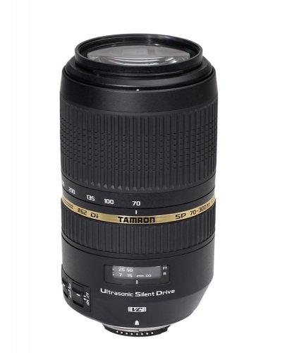 Tamron SP AF 70-300 F/4-5.6 Di VC USD Lens-Nikon - £209.99 @ Amazon (Lightning Deal)