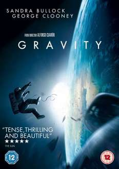 Gravity £4.49 at Amazon (Lightning deal)