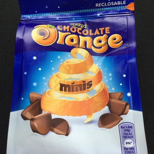 Terrys Chocolate Orange Minis 50p @ Asda