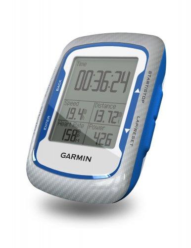 Garmin Edge 500 GPS Bike Computer - Blue/Silver @ Amazon £79.99 (Lightning Deal)