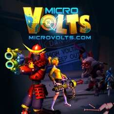 MicroVolts [Game Connect] PC Game - Digital Download FREE @ Amazon