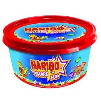 720g Haribo Share The Fun Tub £2.46 click & collect at Toys r Us