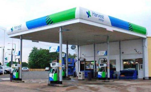 Petrol 107.7 Harvest Energy Beoley Worcestshire