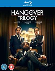 The Hangover Trilogy (Includes UltraViolet Copy) Blu-ray- £8.99 with code @ Zavvi