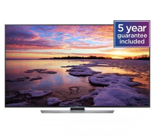 "SAMSUNG UE55HU7500 Smart 3D 4k Ultra HD 55"" LED TV @ Currys £1599 5 Year Warranty Possibly less"