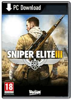 Sniper Elite III on PC from GAME @ £11.50