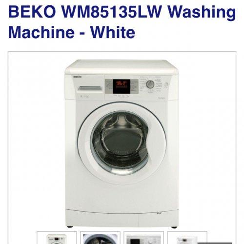 Beko washing machine £199 currys