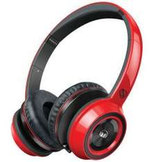Monster NTunes On Ear Headphones Red £ 24.99 All Colours but Limited  Stock