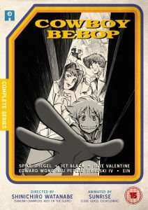 Cowboy Bebop (also Outlaw Star) anime - complete collection DVD boxset £14.39 - ZAVVI