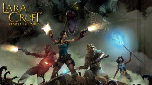 Lara Croft & The Temple Of Osiris (Steam) £5.62 @ GMG