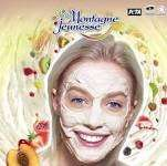 Montagne jeunesse face masks pk 5 £2.99 @ co-op - 3 for 2