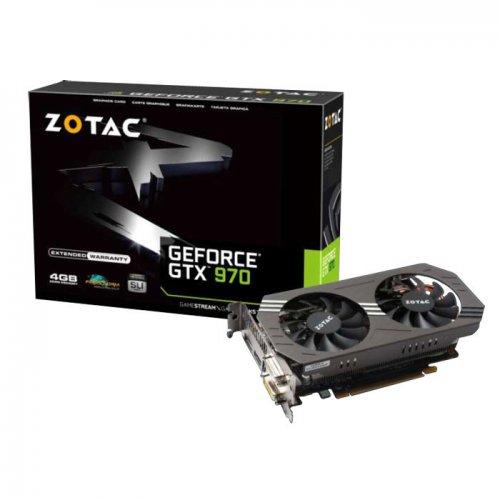 Zotac GTX970 4GB NVIDIA Graphics Card SCAN £240.30 + £4.57 pp @ Scan