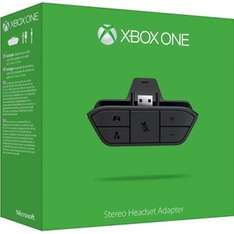Xbox One Stereo Headset Adapter £14.84 with XMAS5 voucher code.