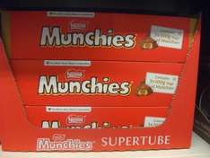 munchies super large pack 300g chocolates £1.50 @ asda in store from £3