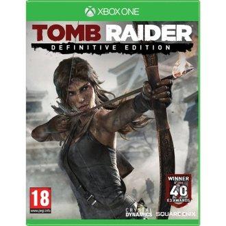 Tomb Raider Definitive Edition (Xbox One) Hard copy @ Rakuten