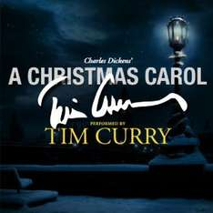 A Christmas Carol free audiobook from Amazon Local (redeem on Audible)