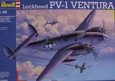 Revell PV-1 Ventura Model Kit 1:48 Scale £10 (Click & Collect) @ The Works