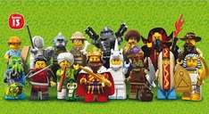 Lego mini figure series 13  @ WH Smith £2.49  out now