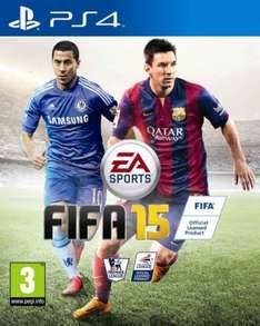FIFA 15 (PS4) @ TheGameCollection Via Rakuten £31.46 free delivery with code