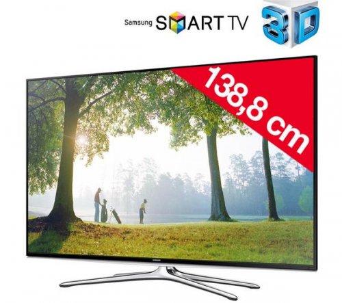 "SAMSUNG UE55H6200 - 55"" - 6 Series 3D LED TV - Smart TV £629.00"