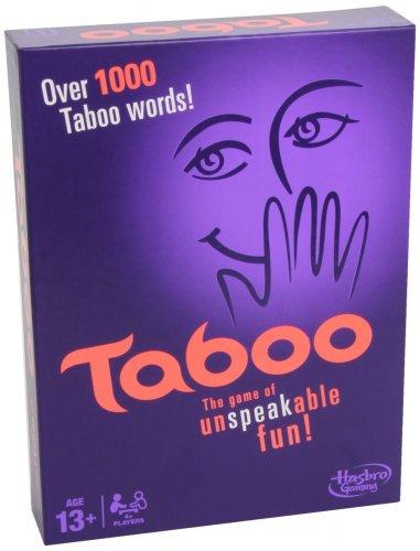 Taboo Board Game from Hasbro Gaming £8.49 @ Argos