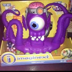 Imaginext tentaclor £15 in store @ tesco
