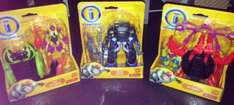 Immaginext alien/Alfa  figures £3.75 instore @ Tesco
