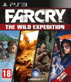 Far Cry: The Wild Expedition Ps3 £16.99 @ GAME