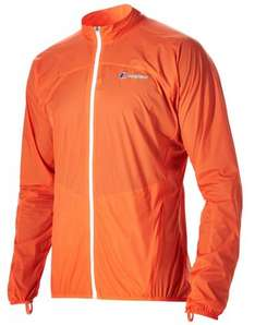 Large Mens Berghaus Vapour Light Stretch Jacket 118g Tiny Packaway Jacket (£26.98 Delivered to your Door RRP £100) @ Gaynor Sports