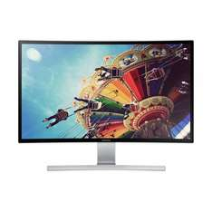 "27"" SD590C Curved Full HD LED Monitor £280 @ Samsung"