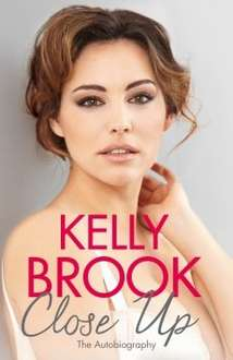 Kelly Brook - Close Up Hardback Book £5 in-store @ WHSmiths