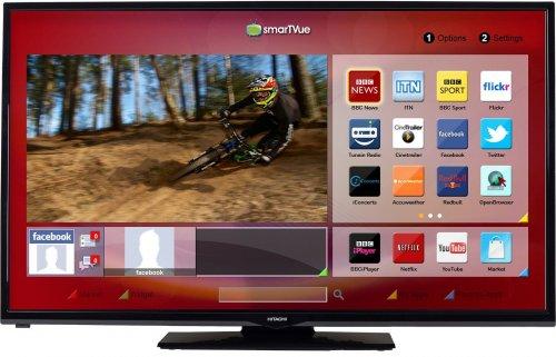 Hitachi 50HYT62U 50 Inch Full HD Freeview HD Smart LED TV Refurbished With a 12 Month Argos Warranty@ Ebay Argos £311.99