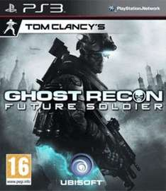 Tom Clancy's Ghost Recon: Future SoldierPlayStation 3 - PS3 - Game £1.99