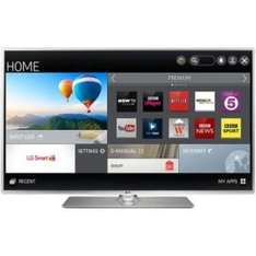 LG 47LB580V 47 Inch Smart WiFi Built In Full HD 1080p LED TV With Freeview - only £429 at Tesco. FREE del on all TVs + 429 clubcard points if clubcard holder @ Tesco Direct
