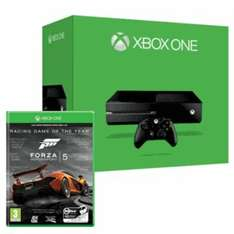 Xbox One Console With Forza 5 Game Of The Year Download & Call of Duty: Advanced Warfare £299 @ Game