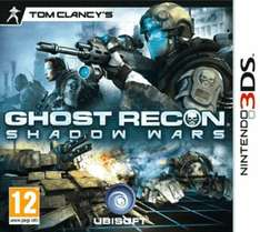 Ghost Recon: Shadow Wars 3D (3DS) only £3.00 delivered @ game (preowned)