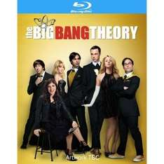 Big Bang Theory series 7 blu ray, £5.99 delivered at Rakuten (The Entertainment Store) with code