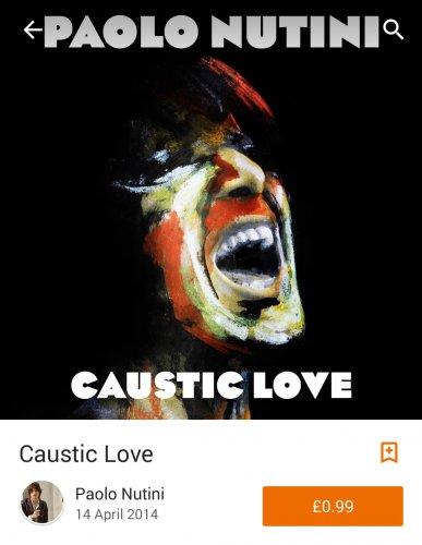 Paolo Nutini Caustic Love Album 99p Google Play Store