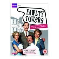 Fawlty Towers Complete DVD £6.89 Using Code XMAS5 @ Rakuten UK (YouWantitWegotit)