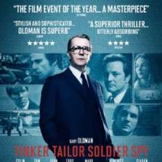 Tinker Tailor Soldier Spy  [DVD] [2011] £2.99 @ Amazon   (free delivery £10 spend/prime)