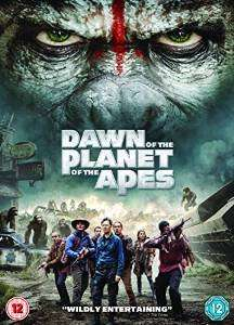 Dawn of the Planet of the Apes [DVD] £5.99 @ Amazon (lightning deal)  (free delivery £10 spend/prime)