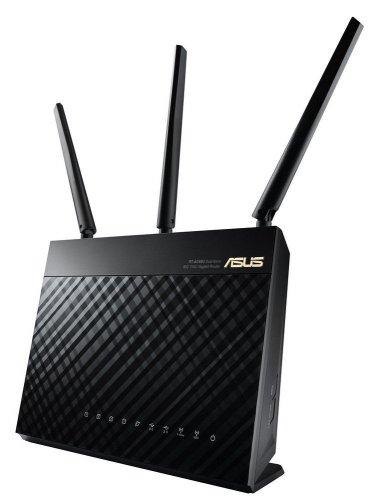 Asus RT-AC68U Wireless Broadband Router £135.90 @ Amazon UK (£125.40 @ Amazon.es)